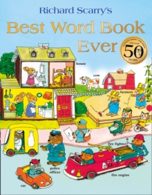Best Word Book Ever, Paperback Book