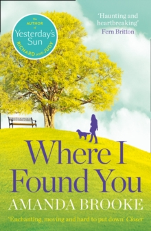Where I Found You, Paperback Book