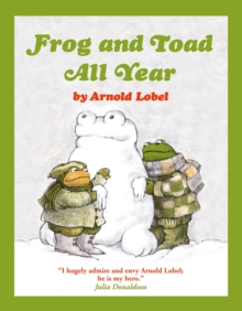 Frog and Toad All Year, Paperback Book