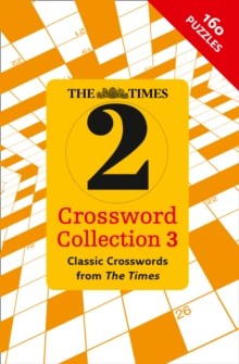 The Times 2 Crossword Collection 3, Paperback Book