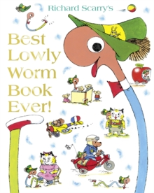 Best Lowly Worm Book Ever, Hardback Book