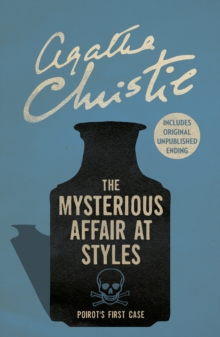 The Mysterious Affair at Styles, Paperback Book