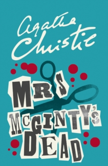 Mrs McGinty's Dead, Paperback Book