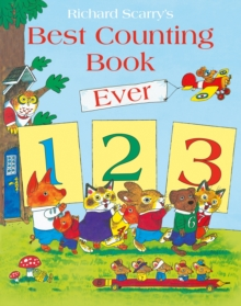 Best Counting Book Ever, Paperback Book