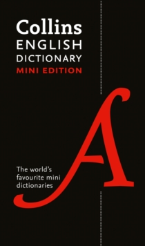 Collins Mini English Dictionary, Paperback Book