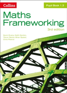 KS3 Maths Pupil Book 1.3, Paperback / softback Book