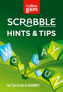 Collins Gem Scrabble Hints and Tips, Paperback Book