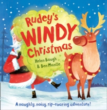 Rudey's Windy Christmas, Paperback Book