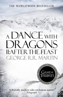 A Dance With Dragons: Part 2 After the Feast, Paperback Book