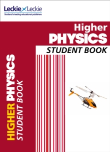 CfE Higher Physics Student Book, Paperback Book