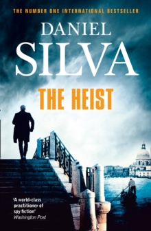 The Heist, Paperback Book