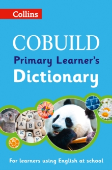COBUILD Primary Learner's Dictionary : Age 7+, Paperback Book