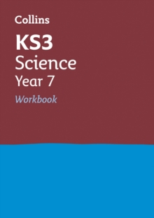 KS3 Science Year 7 Workbook : Home Learning and School Resources from the Publisher of Revision Practice Guides, Workbooks, and Activities., Paperback / softback Book