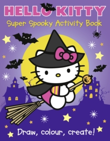 Hello Kitty Super Spooky Activity Book, Paperback Book