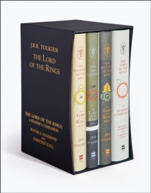 The Lord of the Rings Boxed Set, Mixed media product Book