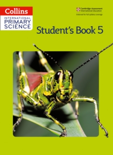 International Primary Science Student's Book 5, Paperback / softback Book