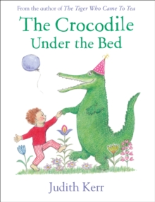 The Crocodile Under the Bed, Paperback Book