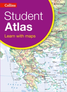 Collins Student Atlas, Hardback Book