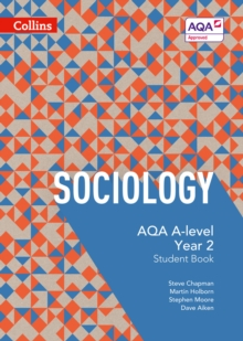 AQA A Level Sociology Student Book 2, Paperback Book