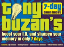 Tony Buzan's 7-day Brain Boost Pack, Mixed media product Book