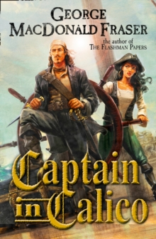 Captain in Calico, Paperback Book