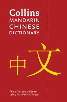 Collins Mandarin Chinese Dictionary Paperback edition : 92,000 Translations, Paperback Book