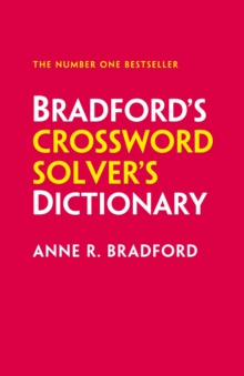 Collins Bradford's Crossword Solver's Dictionary, Hardback Book