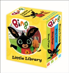 Bing's Little Library, Board book Book