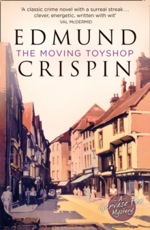 The Moving Toyshop, Paperback Book
