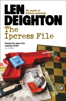 The Ipcress File, Paperback Book