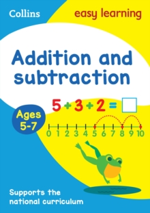 Addition and Subtraction Ages 5-7: New Edition, Paperback Book