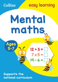 Mental Maths Ages 5-7: New Edition, Paperback Book
