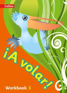 A volar Workbook Level 3 : Primary Spanish for the Caribbean, Paperback / softback Book