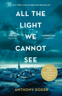 All the Light We Cannot See, Paperback Book