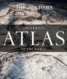 The Times Universal Atlas of the World, Hardback Book
