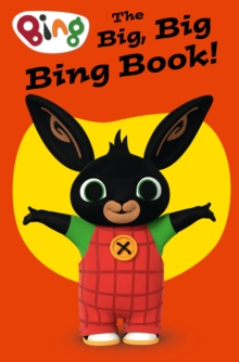The Big, Big Bing Book!, Board book Book