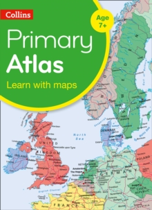 Collins Primary Atlas, Paperback Book