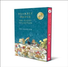 The Brambly Hedge Complete Collection, Hardback Book