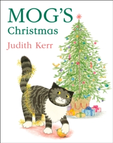 Mog's Christmas, Board book Book