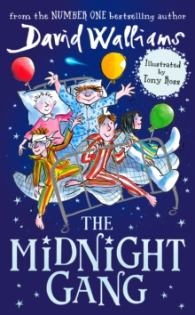 The Midnight Gang, Paperback / softback Book