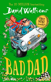 Bad Dad, Hardback Book