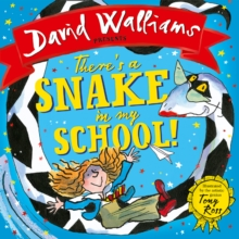 There's a Snake in My School!, Paperback Book