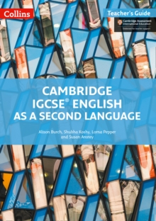 Cambridge IGCSE (TM) English as a Second Language Teacher's Guide, Paperback / softback Book