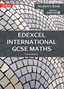 Edexcel International GCSE Maths Student Book, Paperback Book
