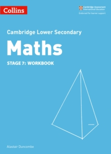 Lower Secondary Maths Workbook: Stage 7, Paperback / softback Book