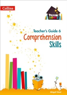 Comprehension Skills Teacher's Guide 6, Paperback / softback Book