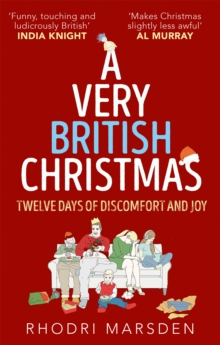 A Very British Christmas : The Perfect Festive Stocking Filler., Hardback Book