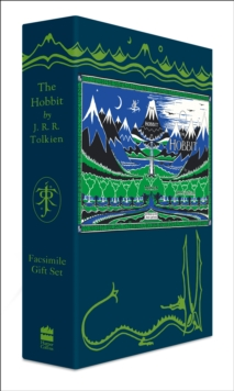 The Hobbit Facsimile Gift Edition [Lenticular cover], Hardback Book