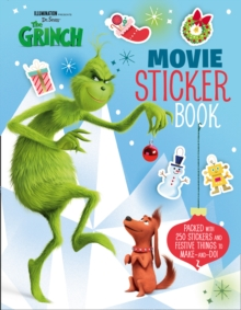 The Grinch: Movie Sticker Book : Movie Tie-in, Paperback / softback Book