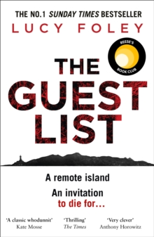 The Guest List, Hardback Book